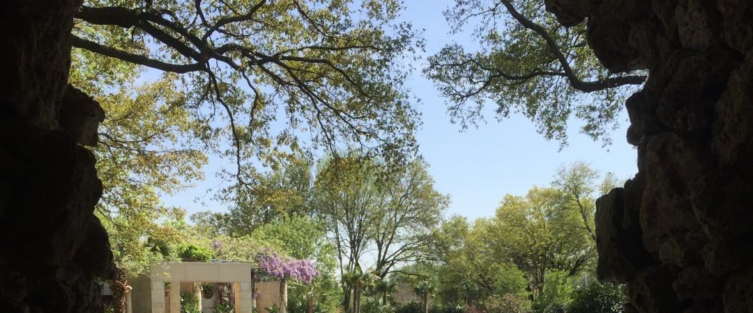 Arboretum Arch and Pond 1