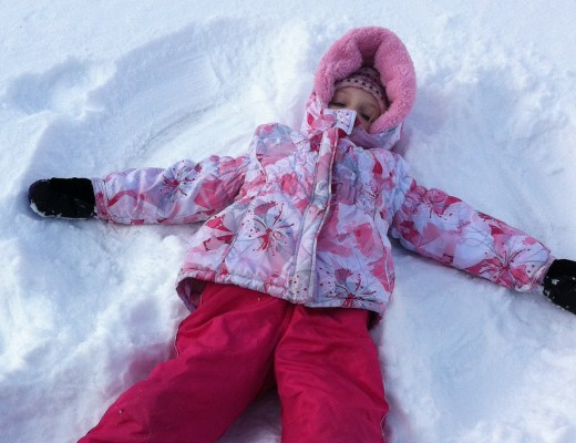 Rosie Snow Angle 2:2013