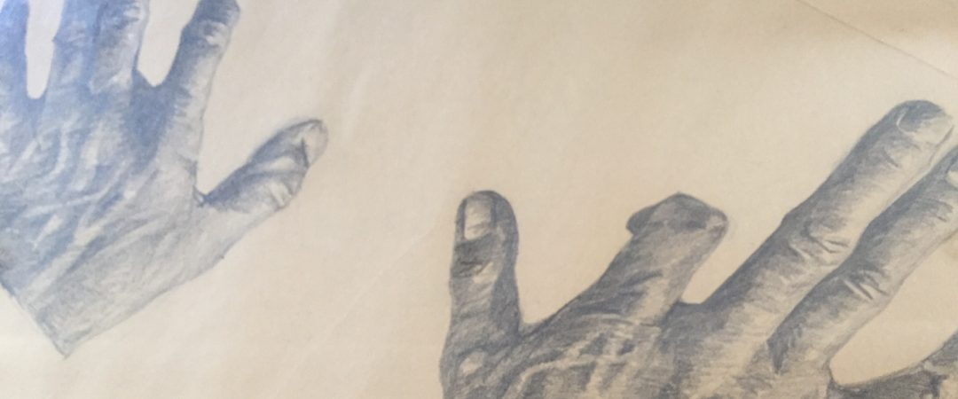 hand-drawing