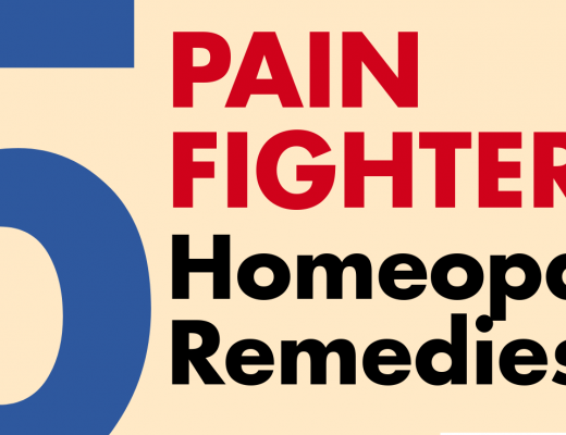 Homeopathy for Pain Thumbnail